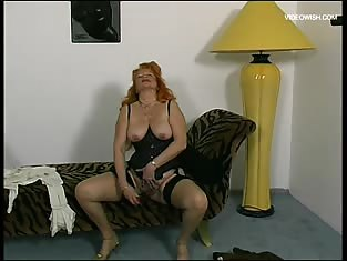 Redhead Loves Making Herself Cum on Camera