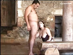 Chubby Slut Gets Her Wet Pussy Pounded