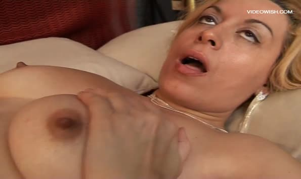 She cums hard