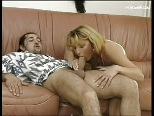 German Milf Just Loves Cock!