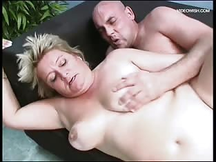 Chubby Mature Just Loves Cock