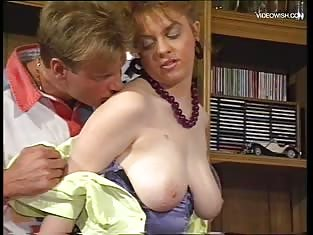 German Couple Fuck In The 90s