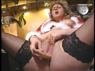 Naughty Mrs Claus